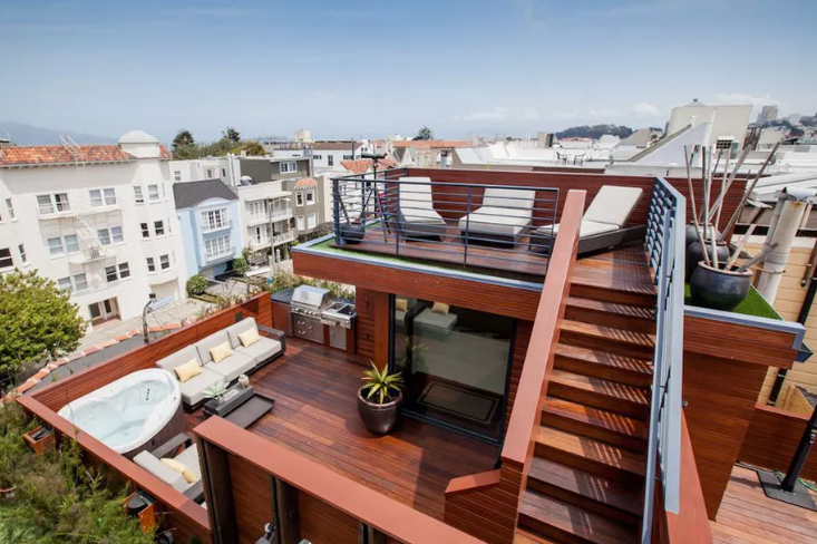 San Francisco Proposes New Roof Deck Policy Drastic